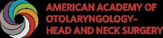 American Academy of Otolaryngology head and neck surgery logo