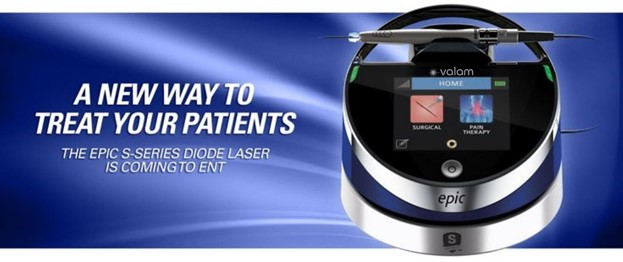 The epic S-Series diode laser