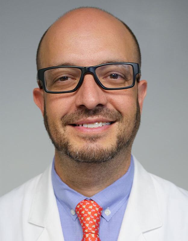 portrait photo of Dr. Schalch Lepe